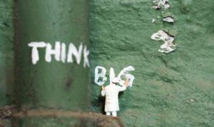 Are You Thinking Big for Your Organisation This Year?