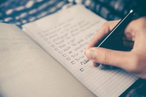 A Checklist to Get the Most From This Year