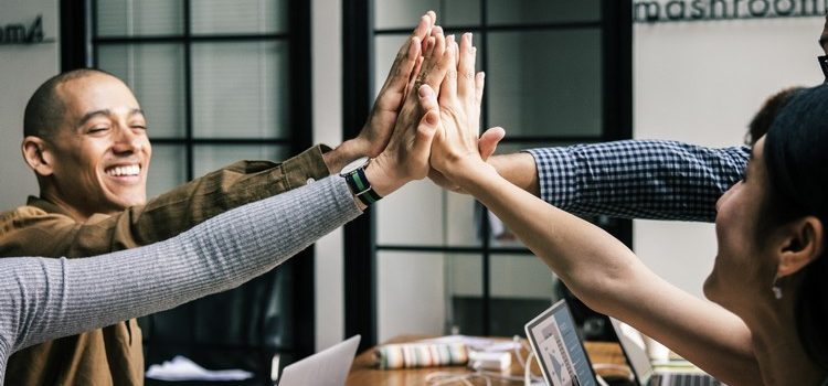 6 Ways to Keep Your Employees Motivated-Yellow Spark blog