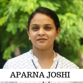 Aparna Joshi Co-founder Yellow Spark