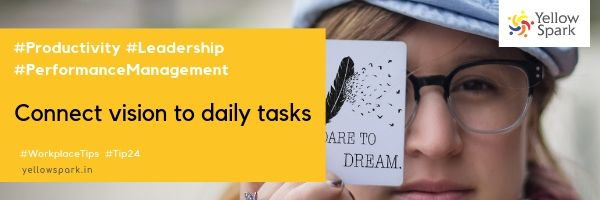 Yellow Spark Leadership Mantra